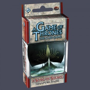 A Game of Thrones: The Card Game: A Song of Silence