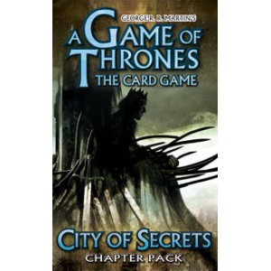 A Game of Thrones: The Card Game: City of Secrets