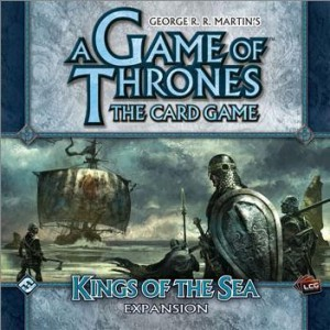 A Game of Thrones: The Card Game: Kings of the Sea