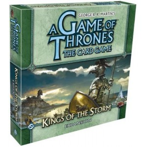 A Game of Thrones: The Card Game: Kings of the Storm