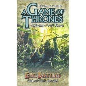 A Game of thrones: The Card Game: Epic Battles
