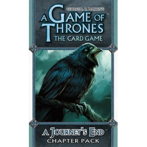 A Game of Thrones: The Card Game: A journey's End