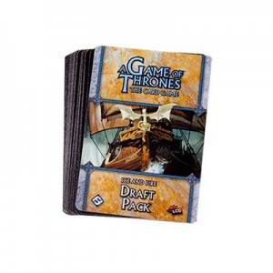 A Game of Thrones LCG Ice & Fire Draft Pack