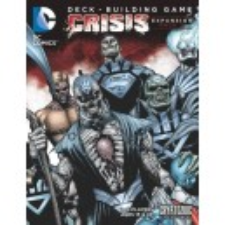 DC Comics DBG: Crisis Expansion 2